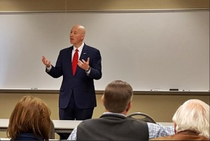 Governor Ricketts to tour Sidney this Friday