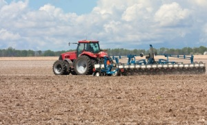 Weather delays planting for some farmers