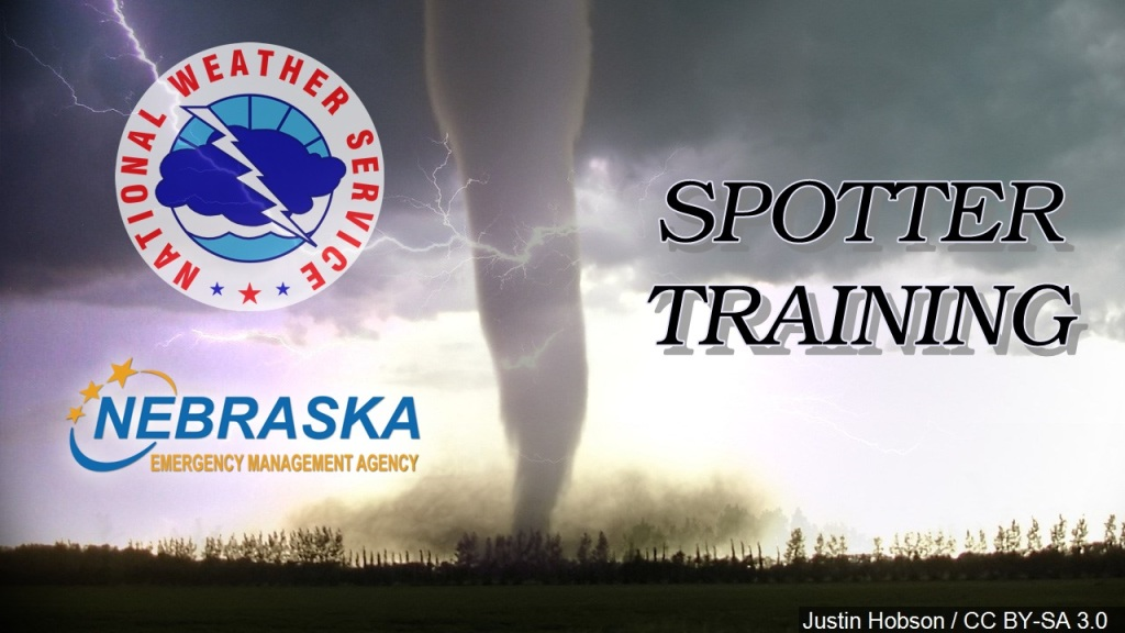 Scottsbluff severe weather spotter class is early this year, 2nd session added