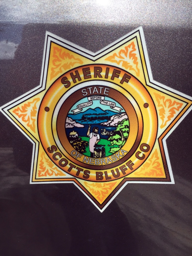 Scotts Bluff County Sheriff Department investigating one-vehicle rollover north of Morrill