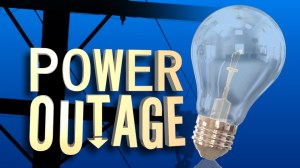 Friday morning power outage affects much of Bayard