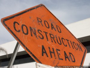 Johnson Lake Drive construction begins next week