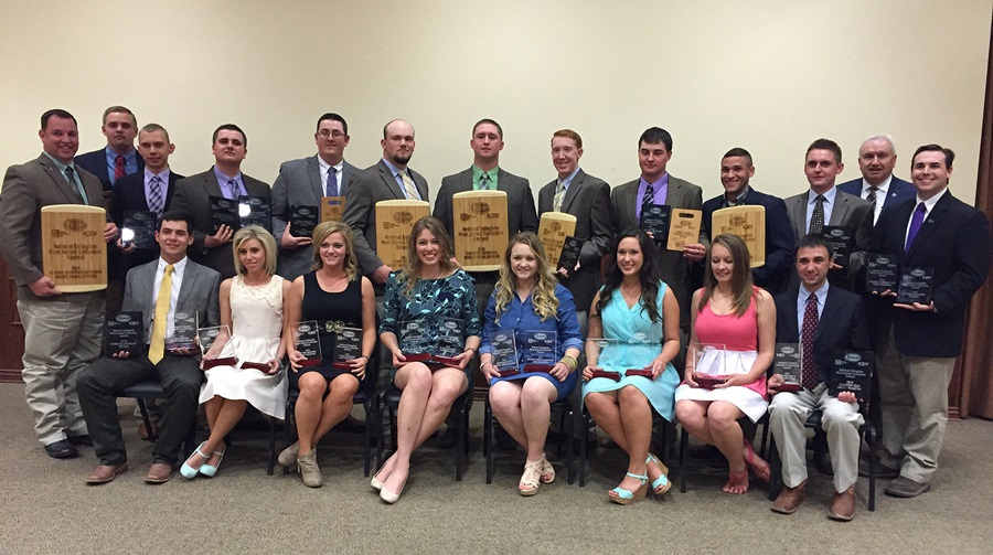 K State Crowned National Champion Meat Animal Evaluation Team
