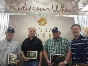 Kansas Wheat Yield Contest Deadline is June 1