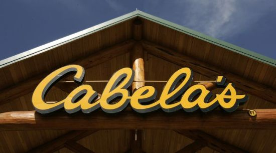 Courtesy/Associated Press. Cabelas.