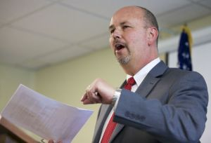 (AUDIO) Director Frakes and Gov. Ricketts speak on inmate assaults on staff