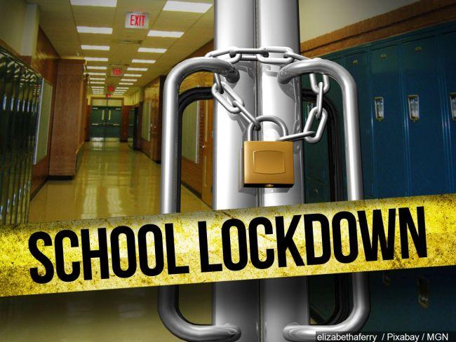 Hershey school briefly placed on lockdown