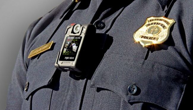 Courtesy/MGN. Police Body Camera