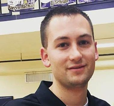 New Cozad Coach Drew Danielson