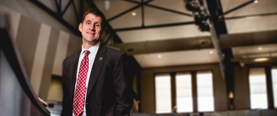 University of Nebraska President Hank Bounds to visit panhandle this week