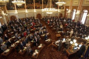 House rejects giving governor more say in judicial selection