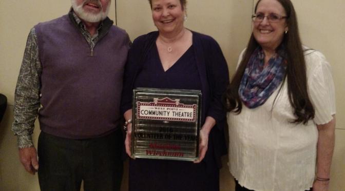 "Marlene Wiechman named ""Volunteer of the Year"" at Red Carpet Gala"