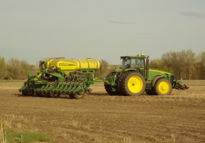 Corn and Soybean Acreage Estimates Come Pouring In