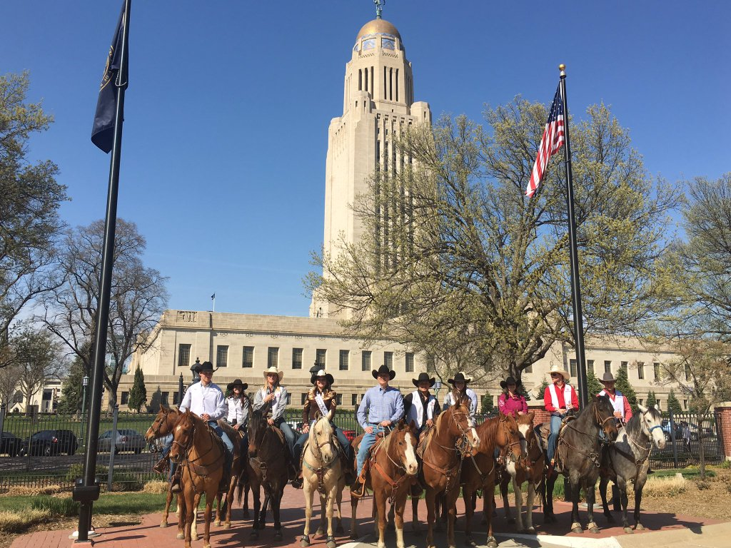 Gov. Ricketts Proclaims Rodeo Week