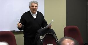 Stinner addresses filibusters, need for tax reform, corrections during post-legislative talk