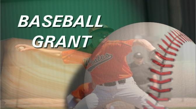 Westco baseball grant