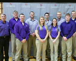 K-State Crops Team completes successful spring season