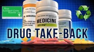 Pharmaceutical take-back location moved for Saturday event
