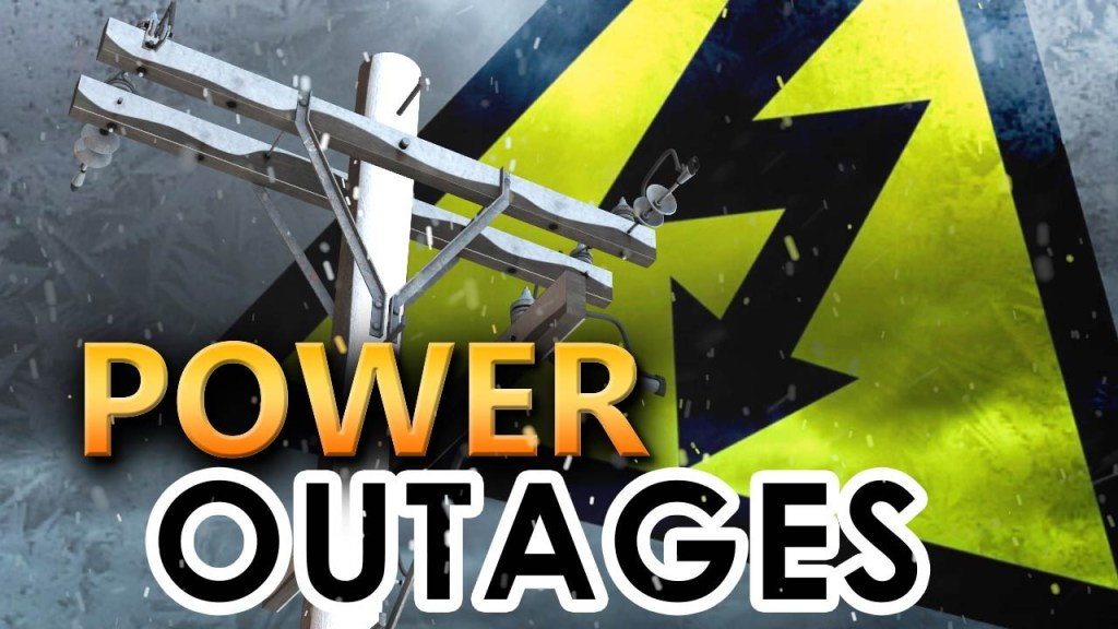 Dozens remain without power after Saturday storm