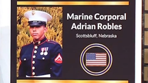 Fischer honors the late Scottsbluff Corporal Adrian Robles on Senate floor