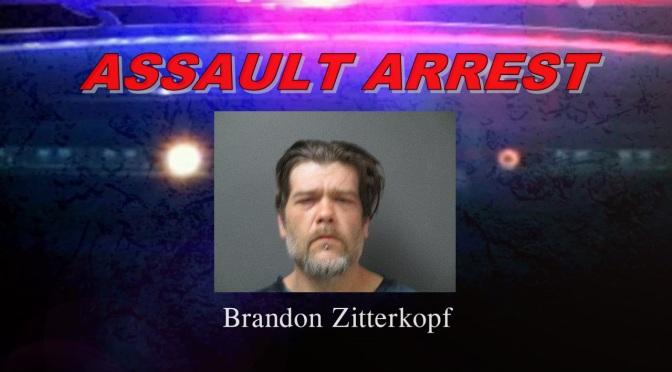 Assault Arrest Zitterkopf
