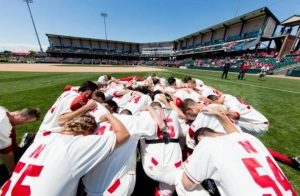 Nebraska meeting Oklahoma St. in NCAA regional at Clemson