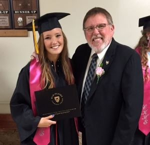 Cody-Kilgore student graduates high school with associate degree