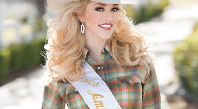 Courtesy/ Miss Rodeo Nebraska.  Miss Rodeo America 2016 Katherine Merck will be the featured guest during the Miss Rodeo Nebraska Pageant June 12-15 in North Platte.