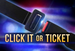 (AUDIO) Seatbelt enforcement ramps up for holiday travel