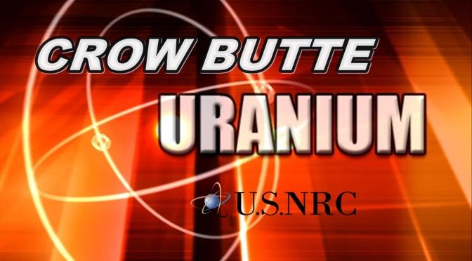 Crow Butte Uranium