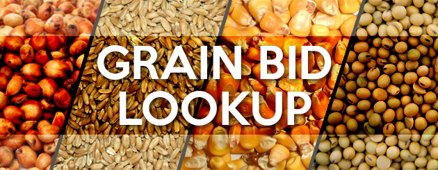 Grain Bid Lookup
