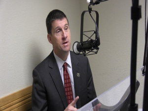 NU president Hank Bounds outlines