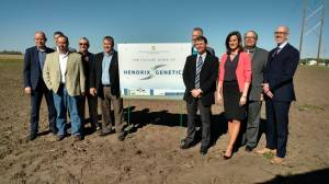 Hendrix Genetics Breaks Ground on Central Nebraska Hatchery