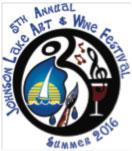 Fifth Annual Johnson Lake Art and Wine Festival