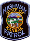 KANSAS HIGHWAY PATROL PATCH