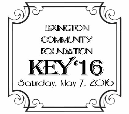 RRN/ Lexington Community Foundation.  KEY '16 logo.