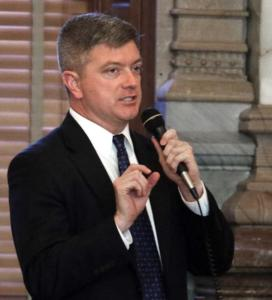 KS Senate VP says backing 2012 tax cuts was a mistake and he won't run again