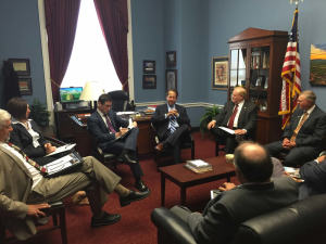 (AUDIO) NE Farm Bureau Board Discusses Policies in DC