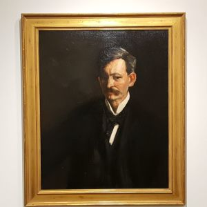 (Video) Cozad's Robert Henri Museum and Art Gallery receive Henri family portraits