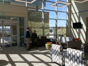 (AUDIO) LRHC hosts open house today on renovation and expansion project
