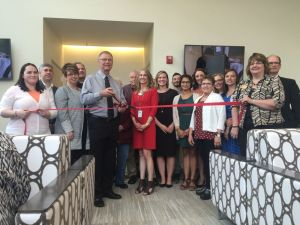 Lexington Regional Health Center Cuts Ribbon for $25 Million Outpatient Services Center