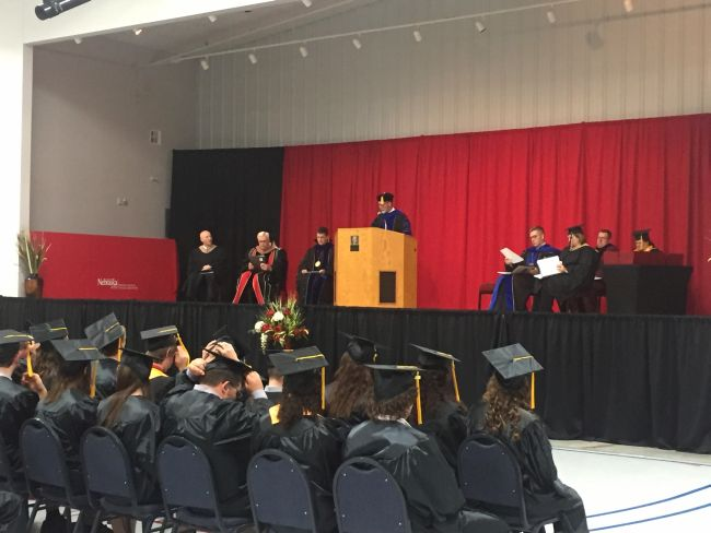 (AUDIO) Agricultural economy gets stronger with NCTA graduation