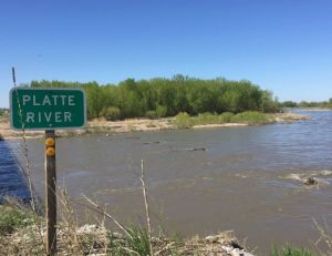 Plenty of water still headed into Platte River