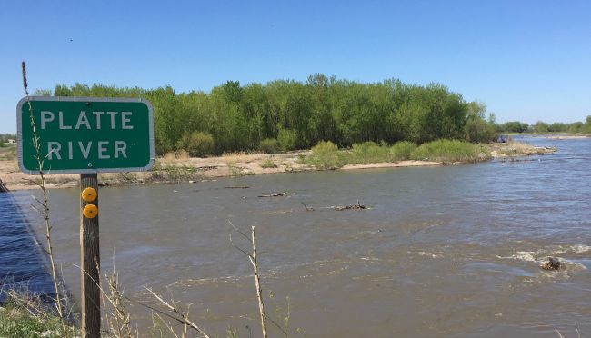RRN/Platte River near Lexington.