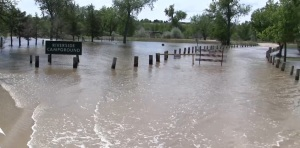 Behind the Scenes: Riverside Flooding