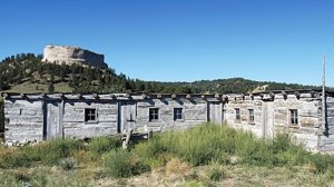 Volunteers being recruited for Robidoux Trading Post restoration