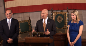 (AUDIO) Governor Announces Trade Mission to China