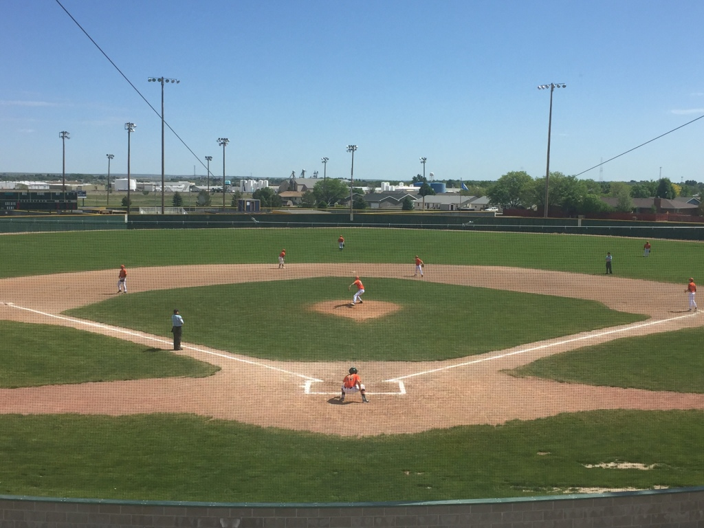 (AUDIO) Class A Area 7 Legion Baseball Tournament arrives in Scottsbluff