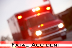 Fatality accident near Gothenburg Friday