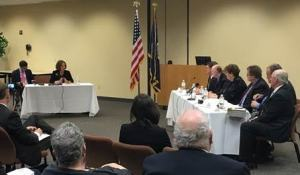 Stakeholders praise passage of highway bill,  stress regulatory relief and Heartland Expressway during field hearing